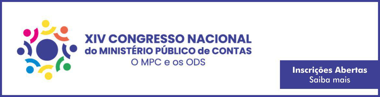 XIV Congresso Nacional do Ministério Público de Contas - O MPC e os ODS